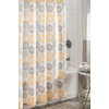 allen + roth Polyester Multi Floral Shower Curtain