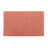 Colordrift Popcorn 20-in x 30-in Coral Cotton Bath Rug