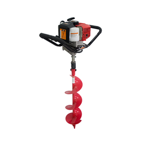 43cc One-Man Auger Powerhead