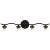 Portfolio 4-Light D&C Dark Oil-Rubbed Bronze Bathroom Vanity Light