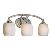Style Selections 3-Light Calpin Chrome Bathroom Vanity Light