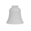 5-1/2-in Frosted Opal Vanity Light Glass