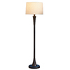 allen + roth 61.5-in Plug-In Incandescent Outdoor Floor Lamp