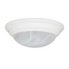 Portfolio 15-1/4-in White Ceiling Flush Mount