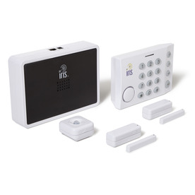 Iris Safe and Secure Kit