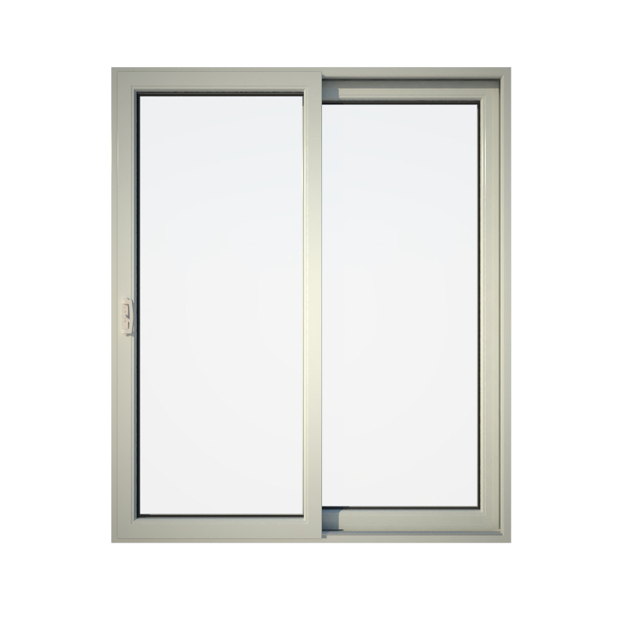 group endless patio 71 5 in clear glass vinyl sliding patio door