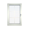 Eurowindows Group 36-in x 48-in Tilt and Turn Series 1-Lite Vinyl Double Pane Replacement Casement Window