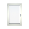 Eurowindows Group 36-in x 60-in Tilt and Turn Series 1-Lite Vinyl Double Pane Replacement Casement Window
