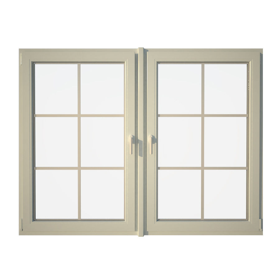 Lowe S Casement Windows : Shop eurowindows group in tilt and turn