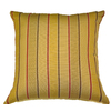 allen + roth Set of 2 Sunbrella Goldenrod UV-Protected Outdoor Accent Pillow