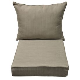 allen + roth Rust Solid Cushion For Universal