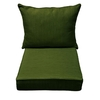 allen + roth Green Solid Cushion for Universal Use