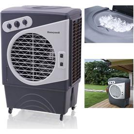 Honeywell 850-sq ft Direct Portable Evaporative Cooler (1,540 CFM)
