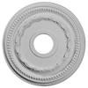 Ekena Millwork Federal 15.375-in x 15.375-in Polyurethane Ceiling Medallion