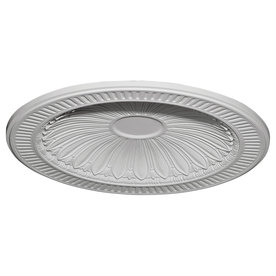 Ekena Millwork Devon 35.325-in x 35.325-in Polyurethane Ceiling Dome