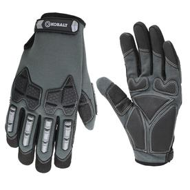 Kobalt X-Large Men's Synthetic Leather High Performance Gloves