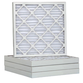 Filtrete 6-Pack Pleated Ready-to-Use Industrial HVAC Filters (Common: 16-in x 20-in x 4-in; Actual: 15.5-in x 19.5-in x 3.75-in)