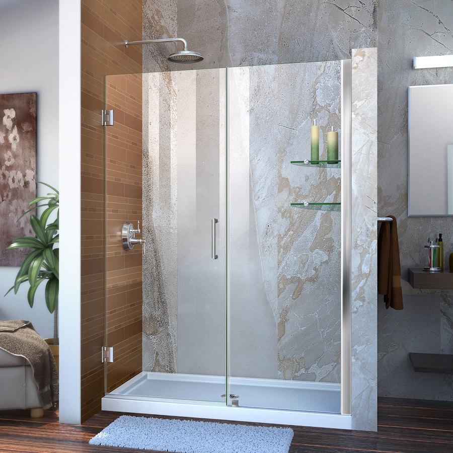 Shower Doors: Frameless Shower Doors Lowes