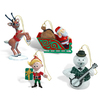 Rudolph the Red-Nosed Reindeer Multicolored Ornament