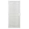 Gatehouse Gibraltar Steel Security Door (Common: 32-in x 80-in; Actual: 35-in x 81-in)