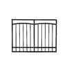 Gatehouse 36-in Black Gibraltar Window Security Bar