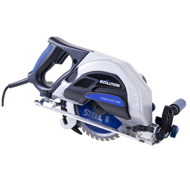 Evolution 45-Degree 7-1/4-in Corded Circular Saw