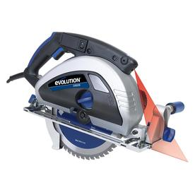 Evolution 45-Degree 9-in Corded Circular Saw