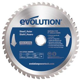 Evolution 10-in 48-Tooth Circular Saw Blade