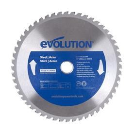 Evolution 10-in 66-Tooth Standard Tungsten Carbide-Tipped Steel Circular Saw Blade