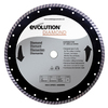 Evolution 14-in Wet or Dry Turbo Circular Saw Blade