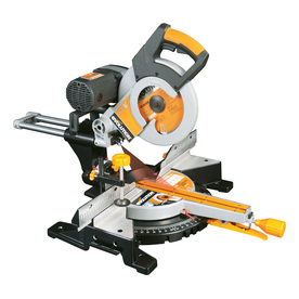 Evolution 10-in 15-Amp Dual Bevel Sliding Compound Laser Miter Saw