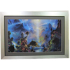 Alpine Art & Mirror 46-in W x 31-3/4-in H Glory Of The Light Within Framed Wall Art