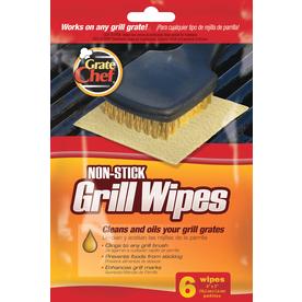 Grate Chef 6-Piece Non-Stick Grate Wipes