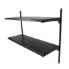 StorZall 48-in W x 48-in H x 16-in D Steel Wall Mounted Shelving