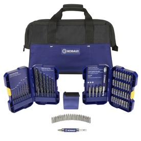 Kobalt 75-Piece PTA Set with Bag