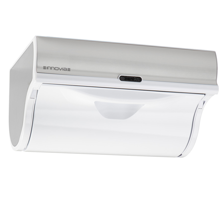 Shop innovia under cabinet hands free automatic paper for Automatic paper towel