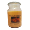 Soy Valley Candle Co. 24 oz Orange Jar Candle