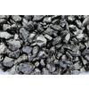 Exotic Glass 25-lb Black Fire Glass (Medium)