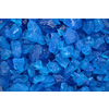 Exotic Glass 25-lb Turquoise Fire Glass (Medium)