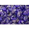 Exotic Glass 25-lb Cobalt Blue Fire Glass (Medium)