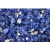 Exotic Glass 10-lb Cobalt Blue Reflective Fire Glass