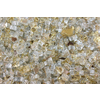 Exotic Glass 10-lb Gold Reflective Fire Glass