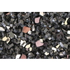 Exotic Glass 25-lb Black Reflective Fire Glass