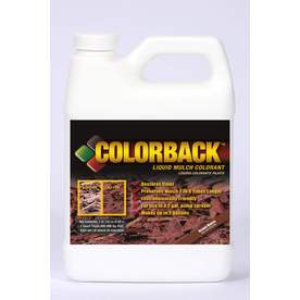 COLORBACK 32 oz Brown Mulch Mulch Dye Concentrated