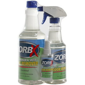 ZORBX 50 oz Unscent Air Freshener Spray