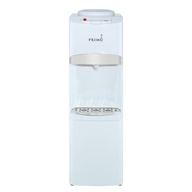 Primo White Top-Loading Cold and Hot Water Cooler ENERGY STAR