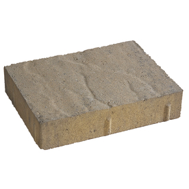 allen + roth Sonoma Rectangle Paver (Common: 8-in x 11-in; Actual: 8.2-in H x 11-in L)