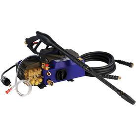 AR Blue Clean Ar Blue Clean 1900-PSI 2.1-GPM Electric Pressure Washer