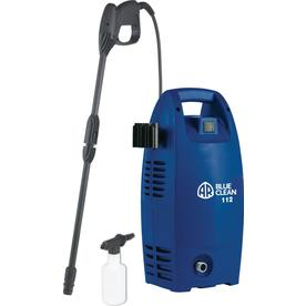 AR Blue Clean 1,600-PSI 1.58-GPM Cold Water Electric Pressure Washer