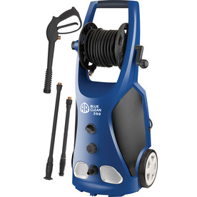 AR Blue Clean AR Blue Clean 1800 PSI 1.6-Gallon GPM Electric Pressure Washer